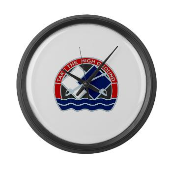 192IB - M01 - 03 - DUI - 192nd Infantry Brigade Large Wall Clock