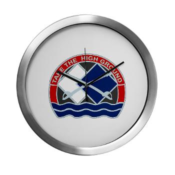 192IB - M01 - 03 - DUI - 192nd Infantry Brigade Modern Wall Clock