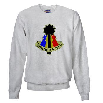192AB - A01 - 03 - DUI - 194th Armored Brigade - Sweatshirt