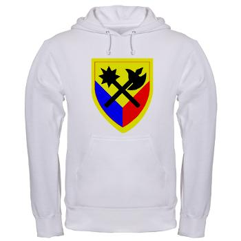 192AB - A01 - 03 - SSI - 194th Armored Brigade - Hooded Sweatshirt