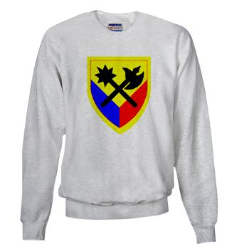 192AB - A01 - 03 - SSI - 194th Armored Brigade - Sweatshirt