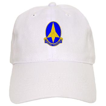 197IB - A01 - 01 - DUI - 197th Infantry Brigade with text - Cap