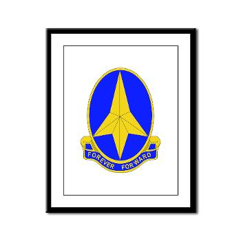 197IB - M01 - 02 - DUI - 197th Infantry Brigade - Framed Panel Print