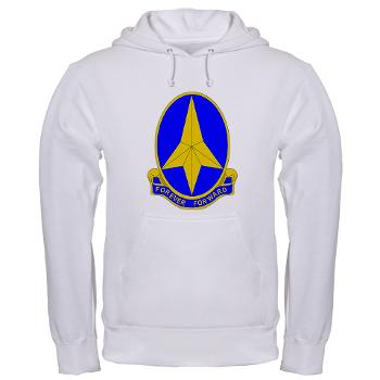 197IB - A01 - 03 - DUI - 197th Infantry Brigade - Hooded Sweatshirt