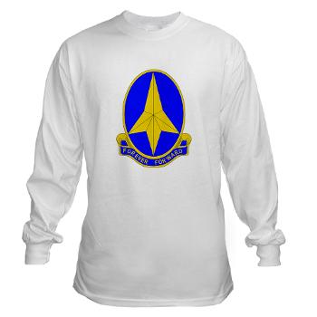 197IB - A01 - 03 - DUI - 197th Infantry Brigade - Long Sleeve T-Shirt