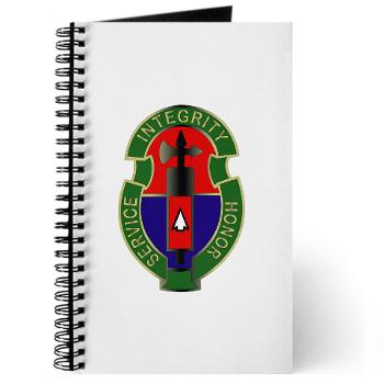 198MPB - M01 - 02 - 198th Military Police Battalion - Journal