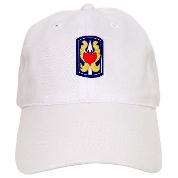 199IB - A01 - 01 - SSI - 199th Infantry Brigade - Cap