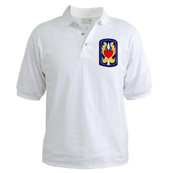 199IB - A01 - 01 - SSI - 199th Infantry Brigade - Golf Shirt