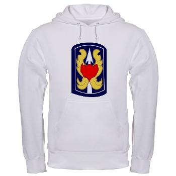 199IB - A01 - 01 - SSI - 199th Infantry Brigade - Hooded Sweatshirt