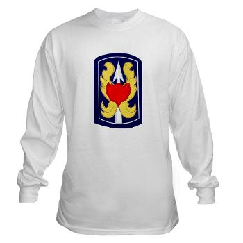 199IB - A01 - 01 - SSI - 199th Infantry Brigade - Long Sleeve T-Shirt