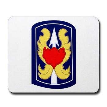 199IB - A01 - 01 - SSI - 199th Infantry Brigade - Mousepad
