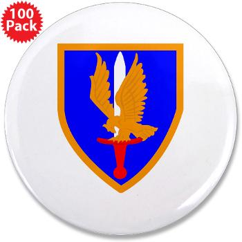 "1AB - M01 - 01 - SSI - 1st Aviation Bde - 3.5"" Button (100 pack)"