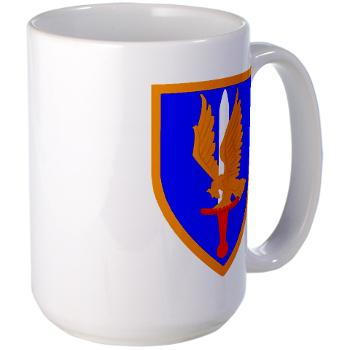 1AB - M01 - 03 - SSI - 1st Aviation Bde - Large Mug