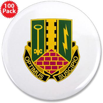 "1AD2BCTSTB - A01 - 01 - DUI - 1st Bn - 35th Armor Regt - 3.5"" Button (100 pack)"