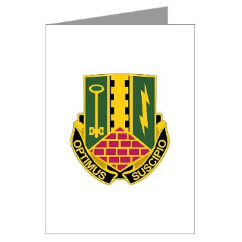 1AD2BCTSTB - A01 - 02 - DUI - 1st Bn - 35th Armor Regt - Greeting Cards (Pk of 10)