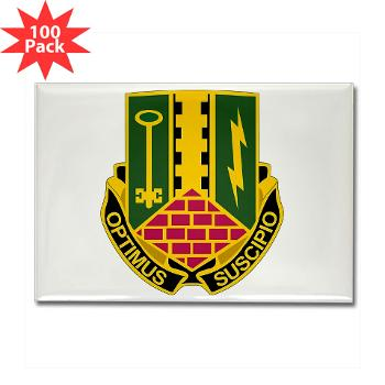1AD2BCTSTB - A01 - 01 - DUI - 1st Bn - 35th Armor Regt - Rectangle Magnet (100 pack)