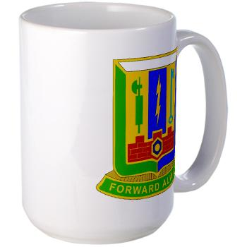 1AD3BCTSTB - M01 - 03 - DUI - 3rd BCT - Special Troops Bn - Large Mug