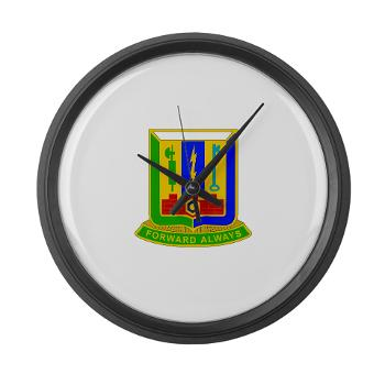 1AD3BCTSTB - M01 - 03 - DUI - 3rd BCT - Special Troops Bn - Large Wall Clock