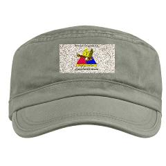 1ADCABHHC - A01 - 01 - DUI - HQ & HQ Coy with Text - Military Cap