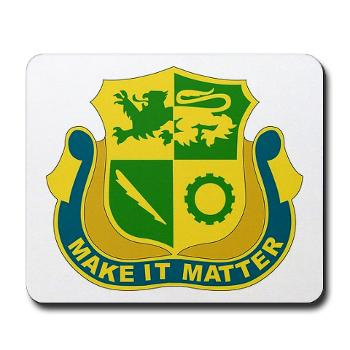 1ADDSTB - M01 - 03 - DUI - Division - Special Troops Battalion - Mousepad