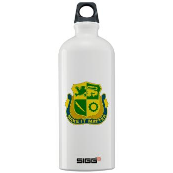 1ADDSTB - M01 - 03 - DUI - Division - Special Troops Battalion - Sigg Water Bottle 1.0L