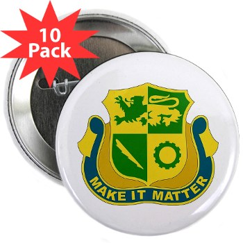 "1ADSTBI - M01 - 01 - DUI - Div - Special Troops Bn 2.25"" Button (10 pack)"