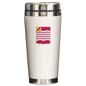 1B15FAR - M01 - 03 - DUI - 1st Bn - 15th FA Regt - Ceramic Travel Mug