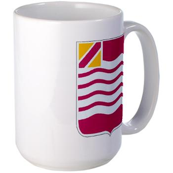 1B15FAR - M01 - 03 - DUI - 1st Bn - 15th FA Regt - Large Mug