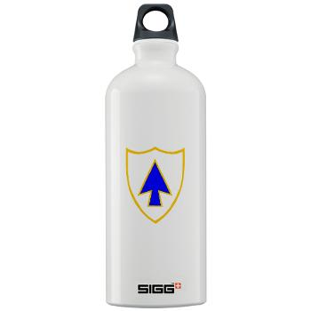 1B26IR - M01 - 03 - DUI - 1st Bn - 26th Infantry Regt - Sigg Water Bottle 1.0L