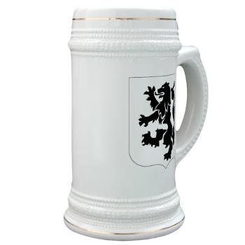 1B28IR - M01 - 03 - DUI - 1st Bn - 28th Infantry Regiment Stein