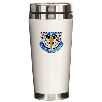 1B291AR - M01 - 03 - DUI - 1st Battalion - 291st Aviation Regiment Ceramic Travel Mug