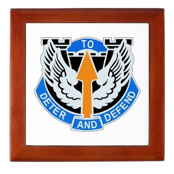 1B291AR - M01 - 03 - DUI - 1st Battalion - 291st Aviation Regiment Keepsake Box
