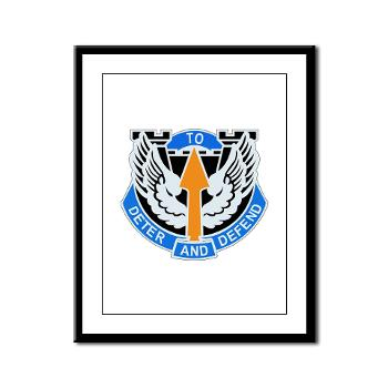 1B337AR - M01 - 02 - DUI - 1st Bn - 337th Aviation Regiment Framed Panel Print