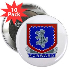 "1B340IRTS - M01 - 01 - DUI - 1st Bn - 340th Regt(CS/CSS) 2.25"" Button (10 pack)"