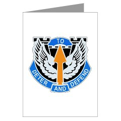 1B351AR - M01 - 02 - DUI - 1st Battalion - 351st Aviation Regiment Greeting Cards (Pk of 10)