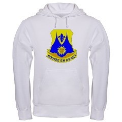 1B356R - A01 - 03 - DUI - 1st Bn - 356th Regt(LSB) - Hooded Sweatshirt