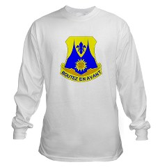 1B356R - A01 - 03 - DUI - 1st Bn - 356th Regt(LSB) - Long Sleeve T-Shirt