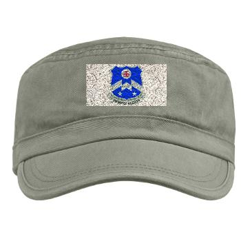 1B357IR - A01 - 01 - DUI - 1st Battalion - 357th Infantry Regiment - Military Cap