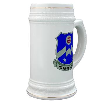 1B357IR - M01 - 03 - DUI - 1st Battalion - 357th Infantry Regiment - Stein