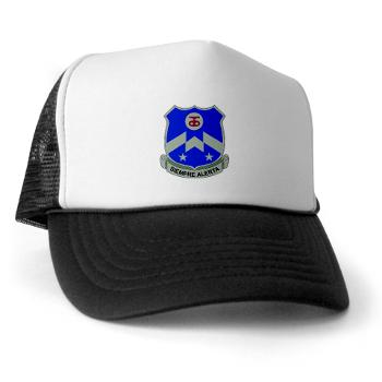 1B357IR - A01 - 02 - DUI - 1st Battalion - 357th Infantry Regiment - Trucker Hat