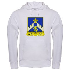 1B363RCSCSS - A01 - 03 - DUI - 1st Battalion - 363rd Regiment CS/ CSS - Hooded Sweatshirt