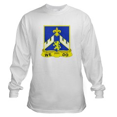 1B363RCSCSS - A01 - 03 - DUI - 1st Battalion - 363rd Regiment CS/ CSS - Long Sleeve T-Shirt