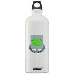 1B37AR - M01 - 03 - DUI - 1st Battalion - 37th Armor Regiment Sigg Water Bottle 1.0L
