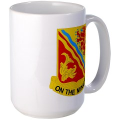 1B37FAR - M01 - 03 - DUI - 1st Bn - 37th FA Regt - Large Mug
