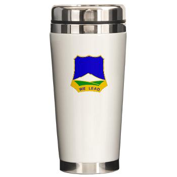1B382RLSB - M01 - 03 - DUI - 1st Battalion - 382nd Regiment (LSB) - Ceramic Travel Mug