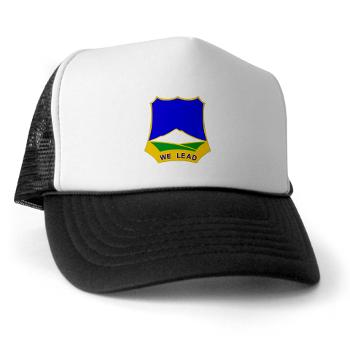 1B382RLSB - A01 - 02 - DUI - 1st Battalion - 382nd Regiment (LSB) - Trucker Hat