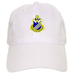 1B38IR - A01 - 01 - DUI - 1st Battalion - 38th Infantry Regiment Cap