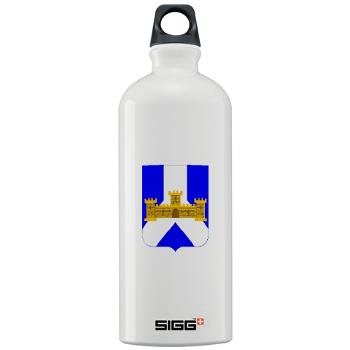 1B393RI - M01 - 03 - DUI - 1st Battalion - 393rd Infantry Regiment - Sigg Water Bottle 1.0L
