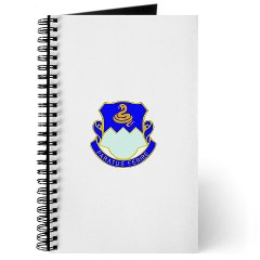 1B411R - M01 - 02 - DUI - 1st Battalion - 411th Regiment (LS) Journal