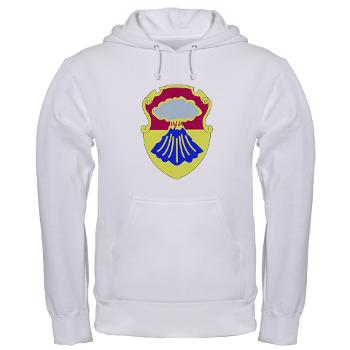 1B67AR - A01 - 03 - DUI - 1st Bn - 67th Armor Regt Hooded Sweatshirt